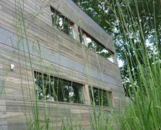 Houtskeletbouw realisatie: lage-energiewoning te Zoersel